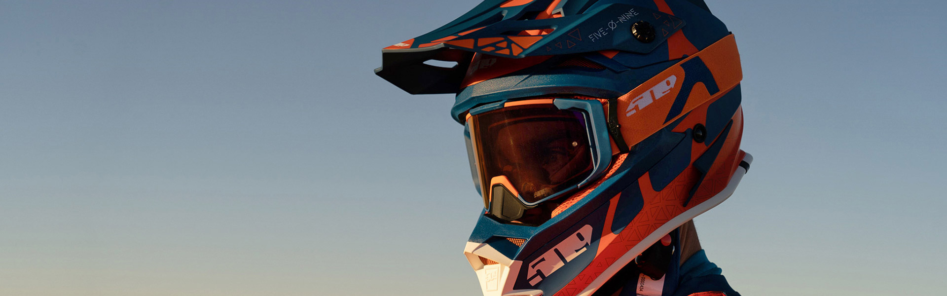 509 Altitude Offroad Helmet