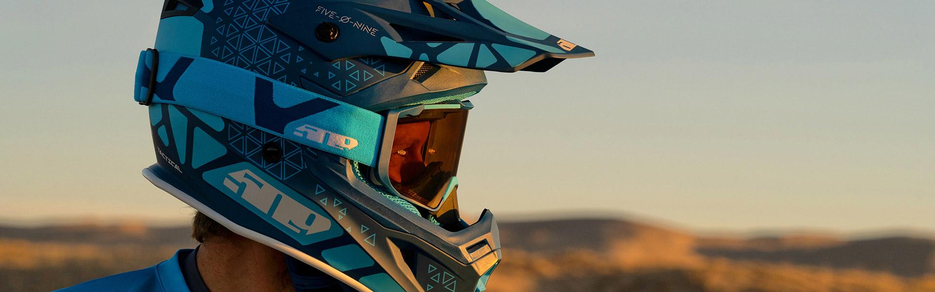 509 Tactical Offroad Helmet