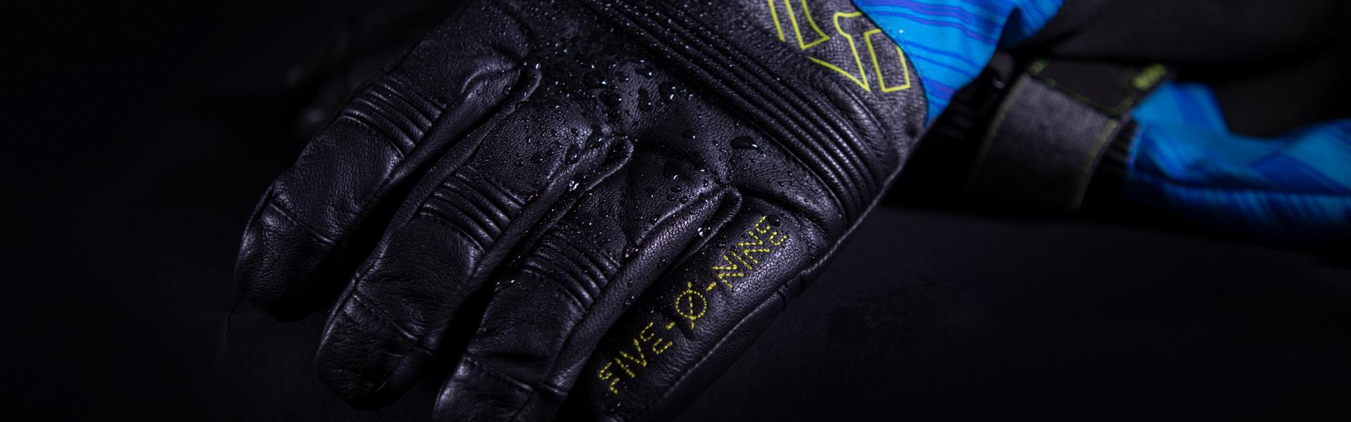 509 Blue Hi-Vis Range Insulated Gloves